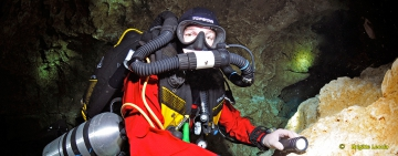 Introductory Cave Instructor (OC, Rebreather)