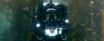 Kirby Morgan M-48 MOD-1 Instructor (OC, Rebreather)